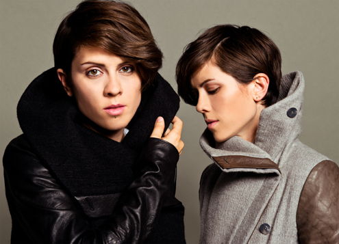 Tegan and Sara - Photo by Lindsey Byrnes
